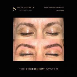 Halo Hair & Body Beauty | The True Brow System